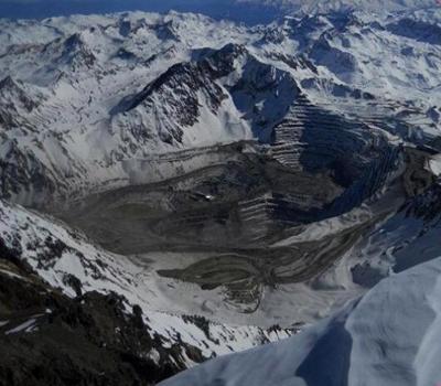 معدن مس آندیا-شیلی